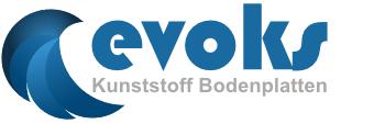 Evofloor Kunststoff Bodenplatten Logo